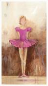 Belle of the Ballet - PinkWall Art