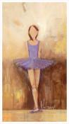 Belle of the Ballet - PurpleWall Art