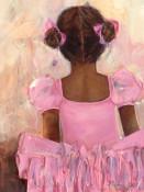 Perfect Ballerina - African American Wall Art