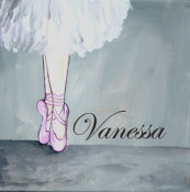 Ballet Pose Wall Art