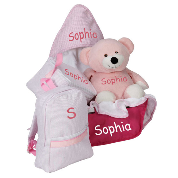 It's A Girl!Baby Gift Basket 1