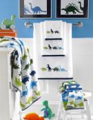 Bambini Dinosaur Towel