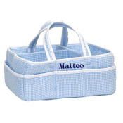 Blue Gingham