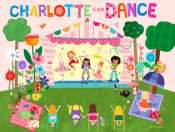 Let's Dance Personalized Art