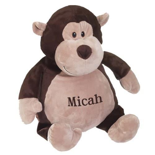 Personalized Stuffed Animal – Monkey