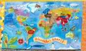 Our World Personalized Wall Art
