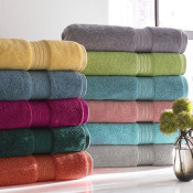 Egyptian Cotton Bath Towels