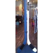Hockey Sticks Coat Rack