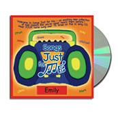 Personalized Music CD Just For Me
