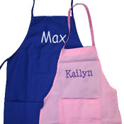 Kids Personalized Aprons