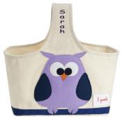 Personalized Storage Caddy - Owl