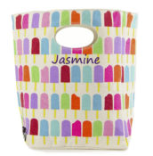 Organic Canvas Lunch Box-Popsicle