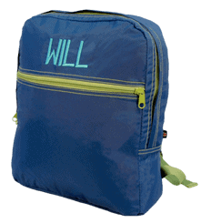 Personalized Kids Backpack – Cadet