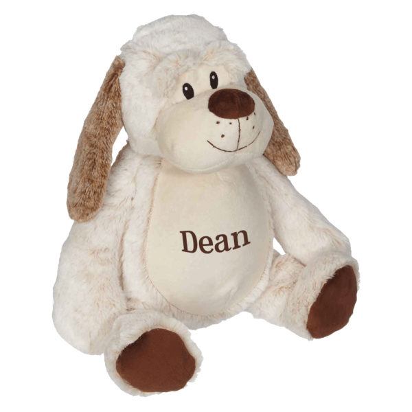 Personalized Stuffed Animal – Dog
