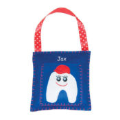 Personalized Tooth Fairy Pillow - Boys' Tooth