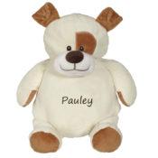 Personalized Stuffed Animal - Puppy