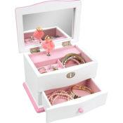 personalized jewelry box - alexia