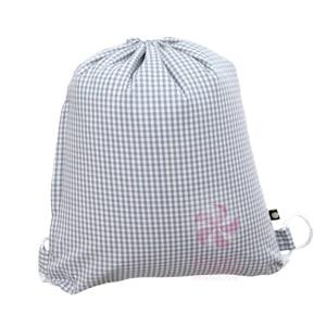 Sling Bag – Grey Gingham