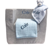 personalized baby gift set - boy