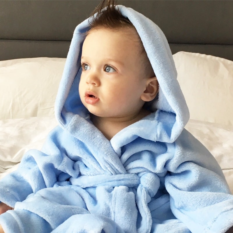 PERSONALIZED BABY & KIDS' ROBES