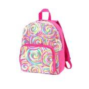 Personalized Kids Bag - Sorbet Swirl