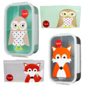 Litterless Lunch Containers