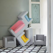 Pop of Colour Ash Cubino Chair
