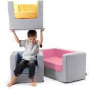 Cubino Chairs by Monte Design