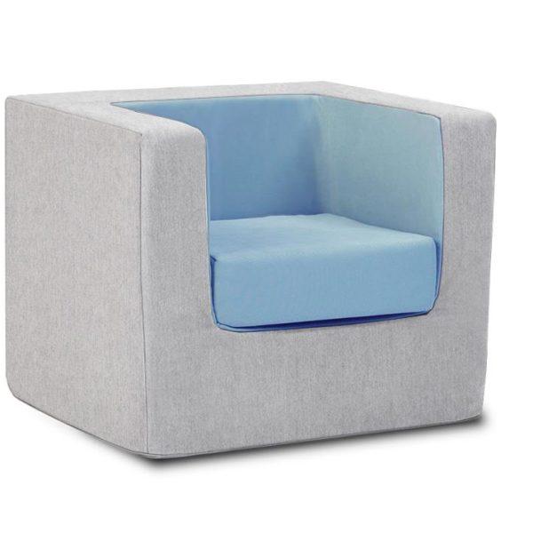 Monte Cubino Chair – Ash Blue