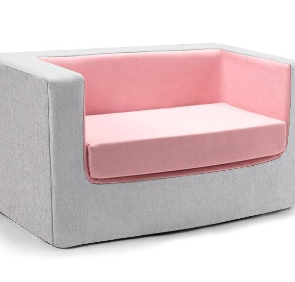 Monte Cubino Chair – Ash Pink
