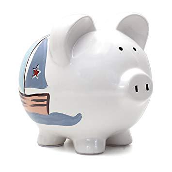piggy bank – nautical