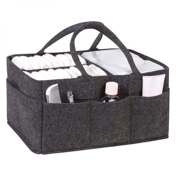 Personalized Caddy – Dark Charcoal