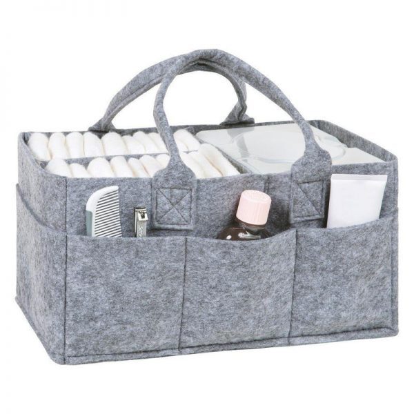 Personalized Caddy – Light Grey