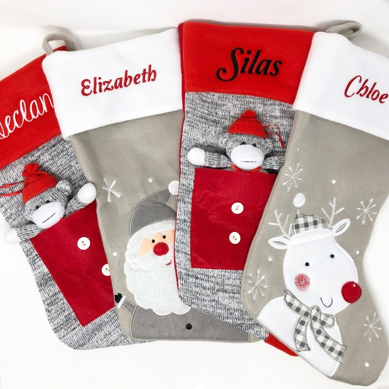 PERSONALIZED CHRISTMAS GIFTS FOR KIDS